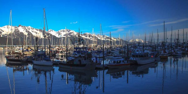 Seward, Alaska, where coastal life meets epic wilderness.
