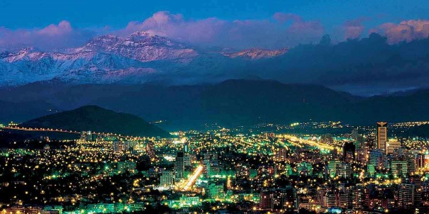 Santiago, the picturesque capital of Chile, is where our expedition ends.