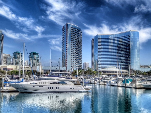 We sail from colorful San Diego to explore California's golden beaches, rolling hills, and award-winning wine regions.