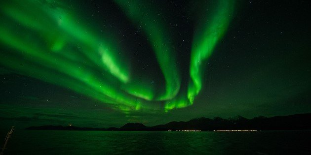 Nothing matches the Northern Lights, Tromsø, Norway