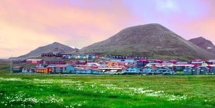 Longyearbyen is the center of Svalbard, and a great place for adventure travelers.