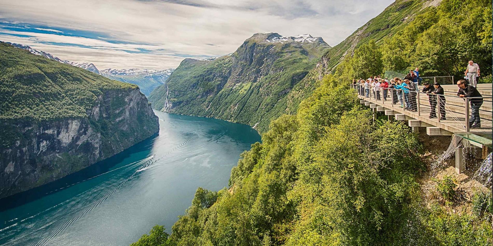 Norwegian Fjords Hurtigruten