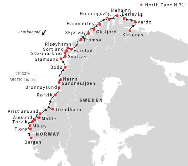 Experience The Lofoten Islands: Kirkenes