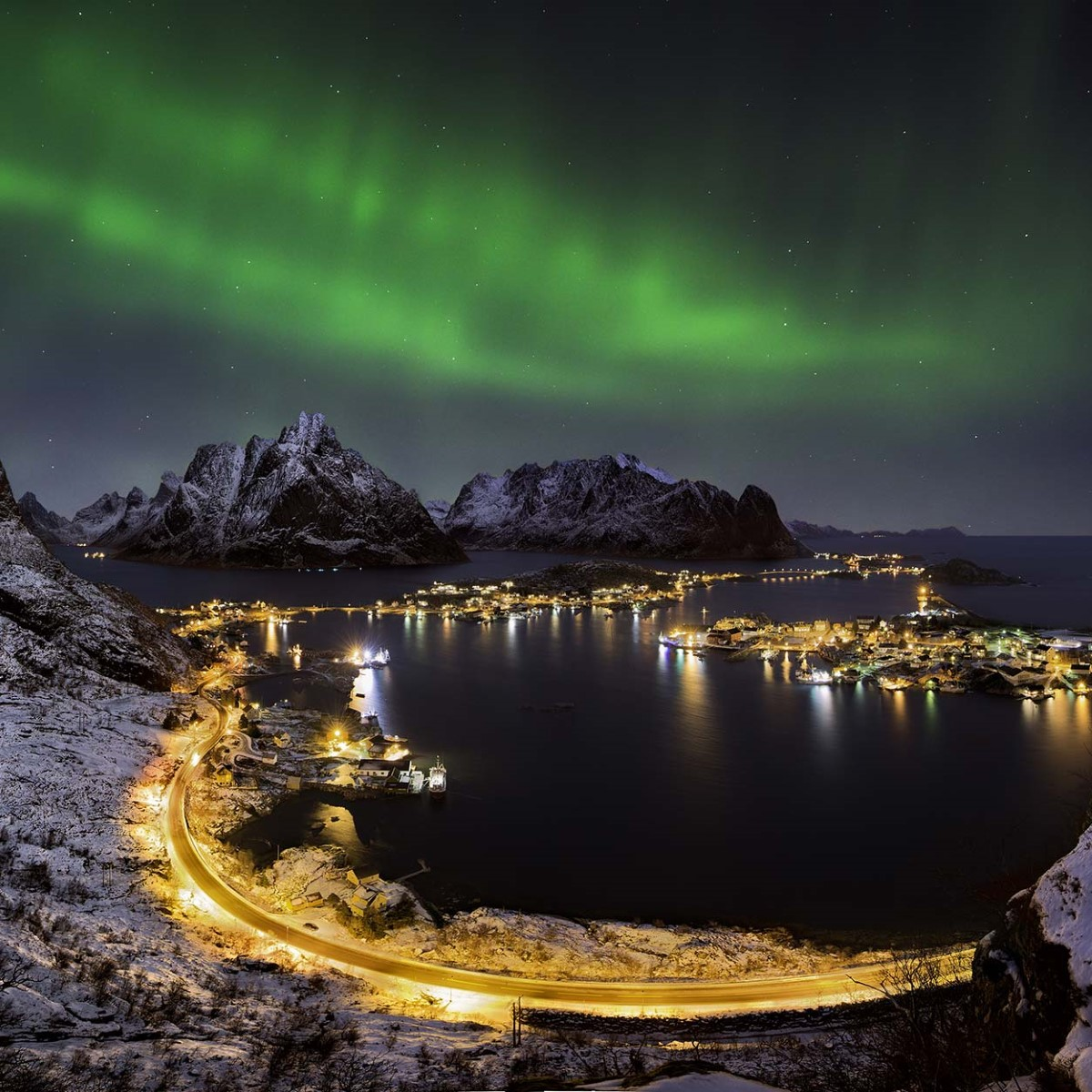 Lights Are Us: Norway Cruises: In Search Of The Northern Lights