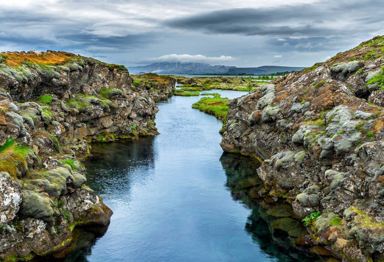 Welcome to Iceland. The drama, history, wildlife and rugged scenery makes Iceland a truly memorable destination. Thingvellir National park.