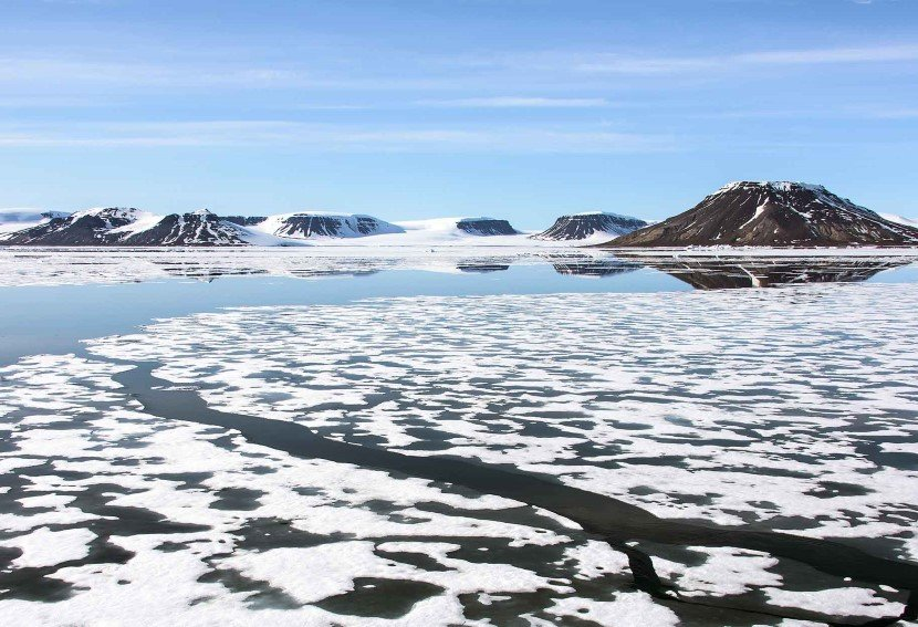The rarely visited Franz Josef Land, the world´s northernmost archipelago