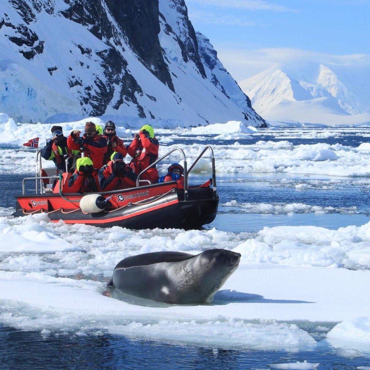 Enjoy Luxury Antarctica Cruises   Silversea