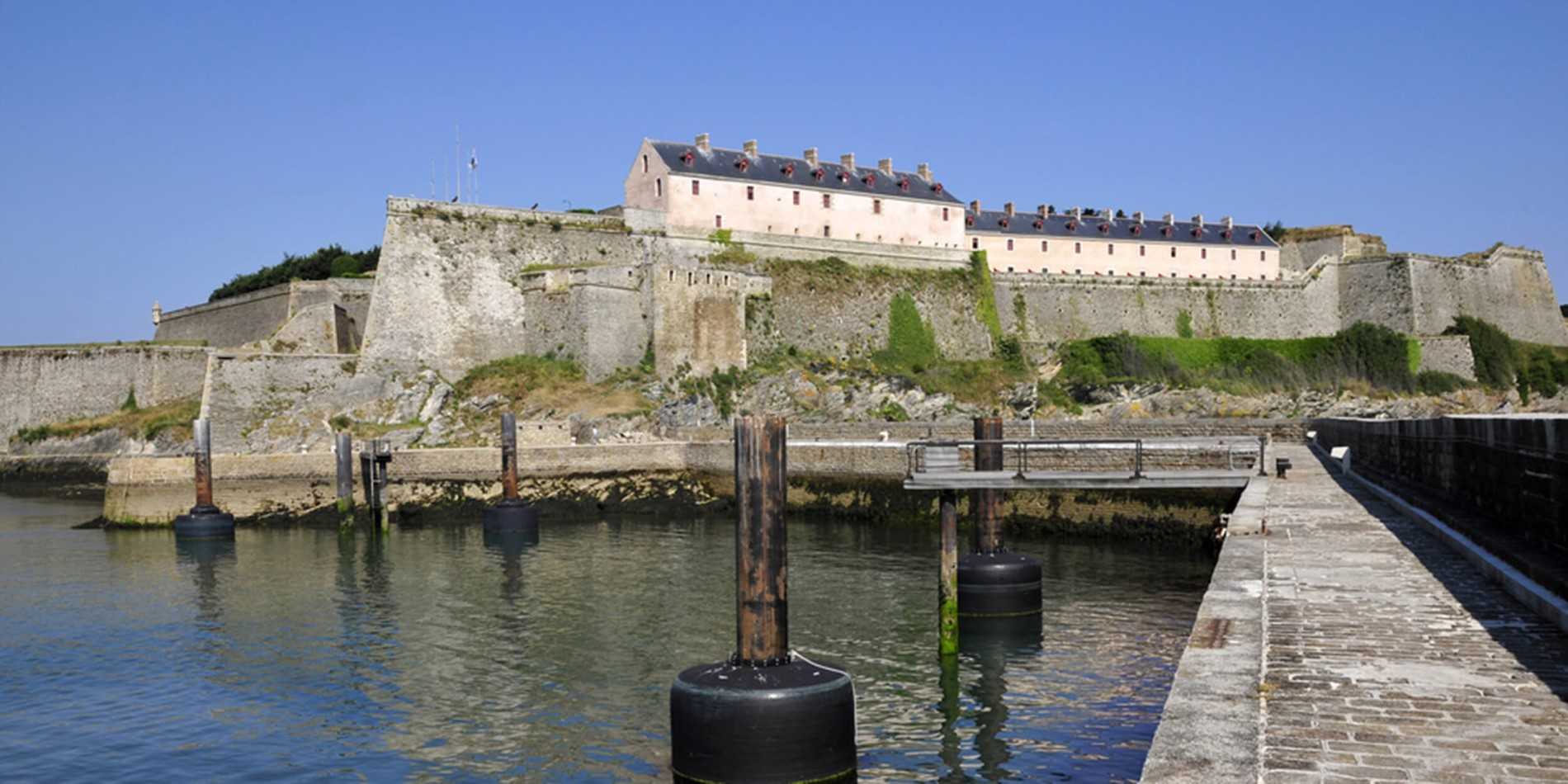 Citadel of Vauban at Belle Ile