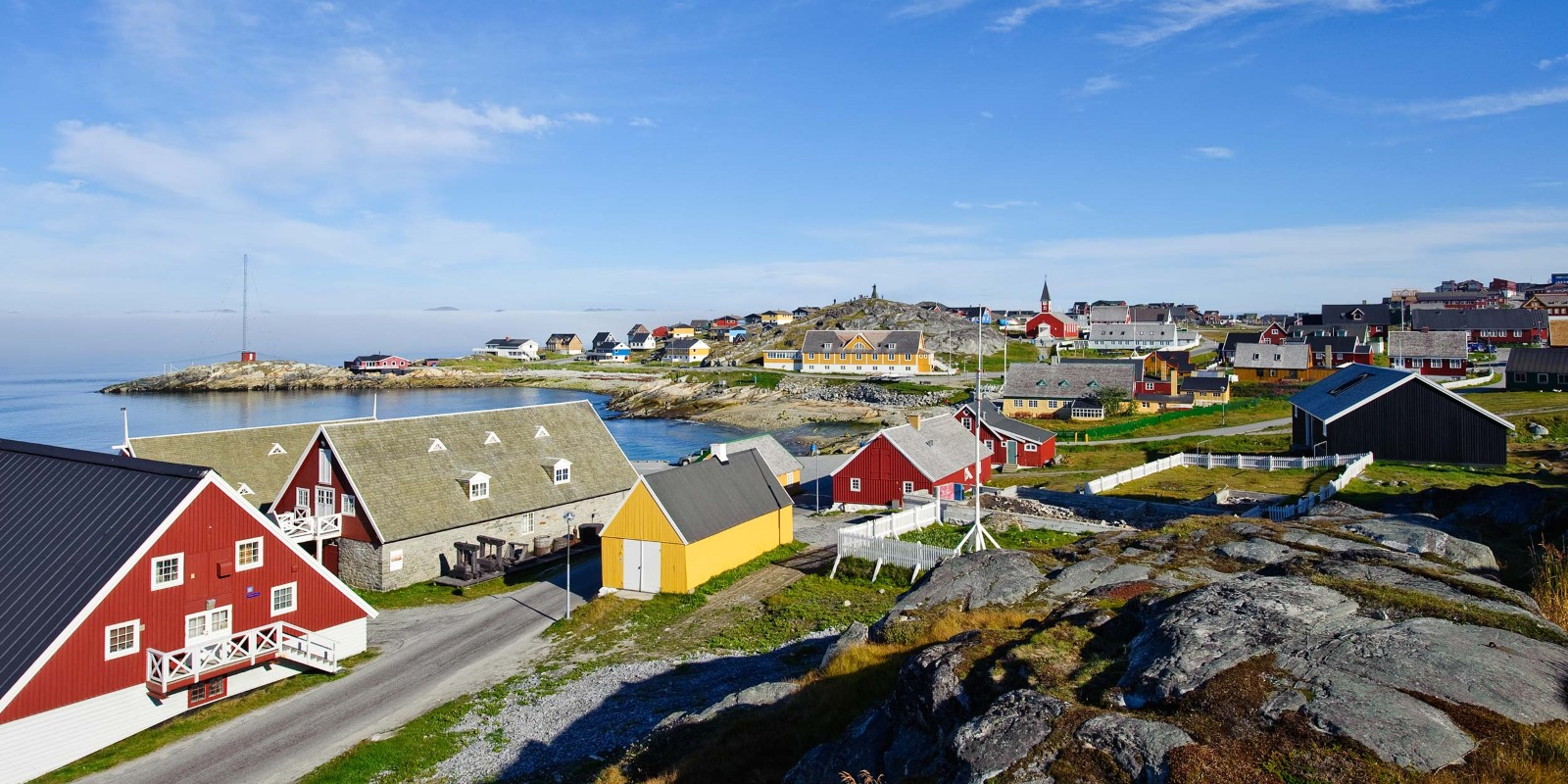 Nuuk City Tour   Hurtigruten