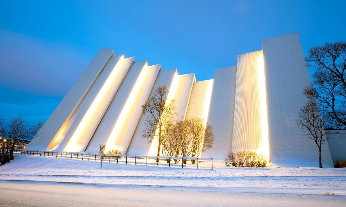 5a The Arctic Capital Troms 248 Hurtigruten