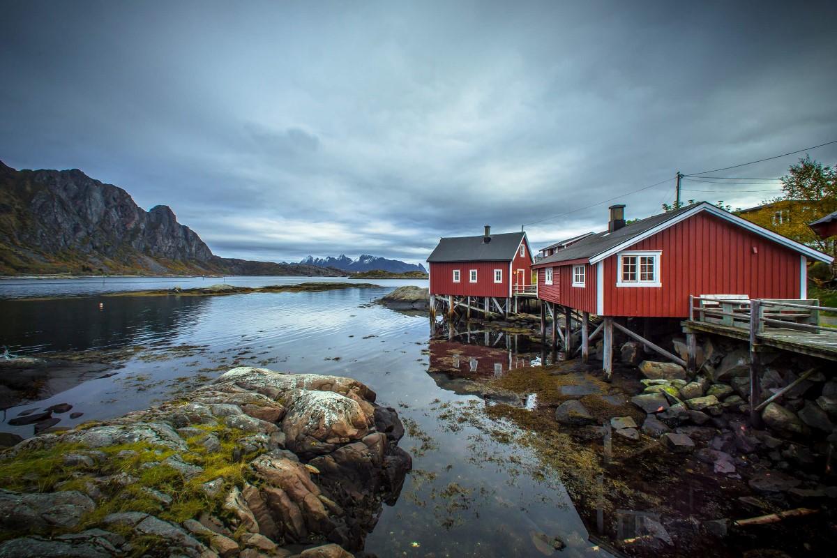 6h Fishing Village Visit Hurtigruten