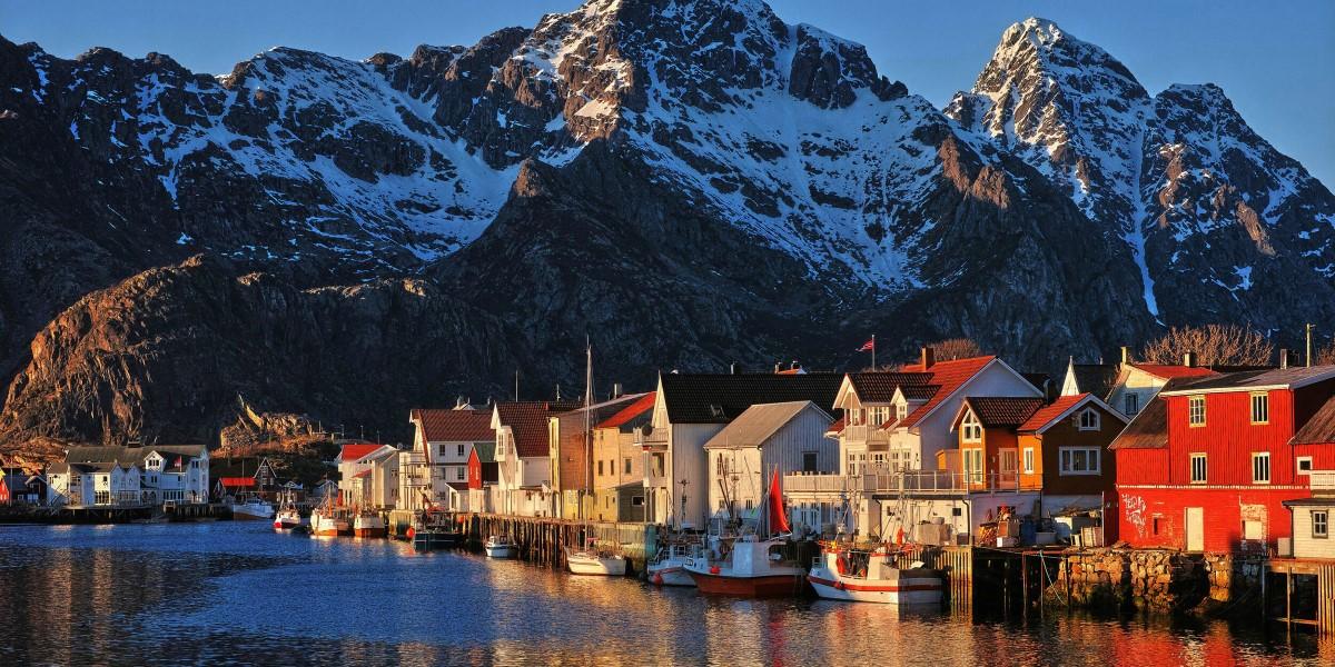 Lofoten Islands Norway Excursion Hurtigruten