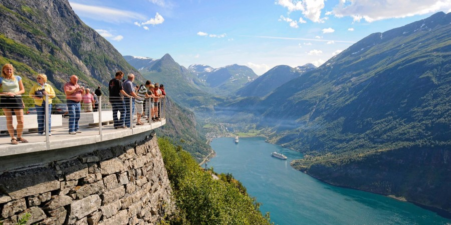 Norway Cruise Discover The Norwegian Fjords From Bergen To - Cruise to norway