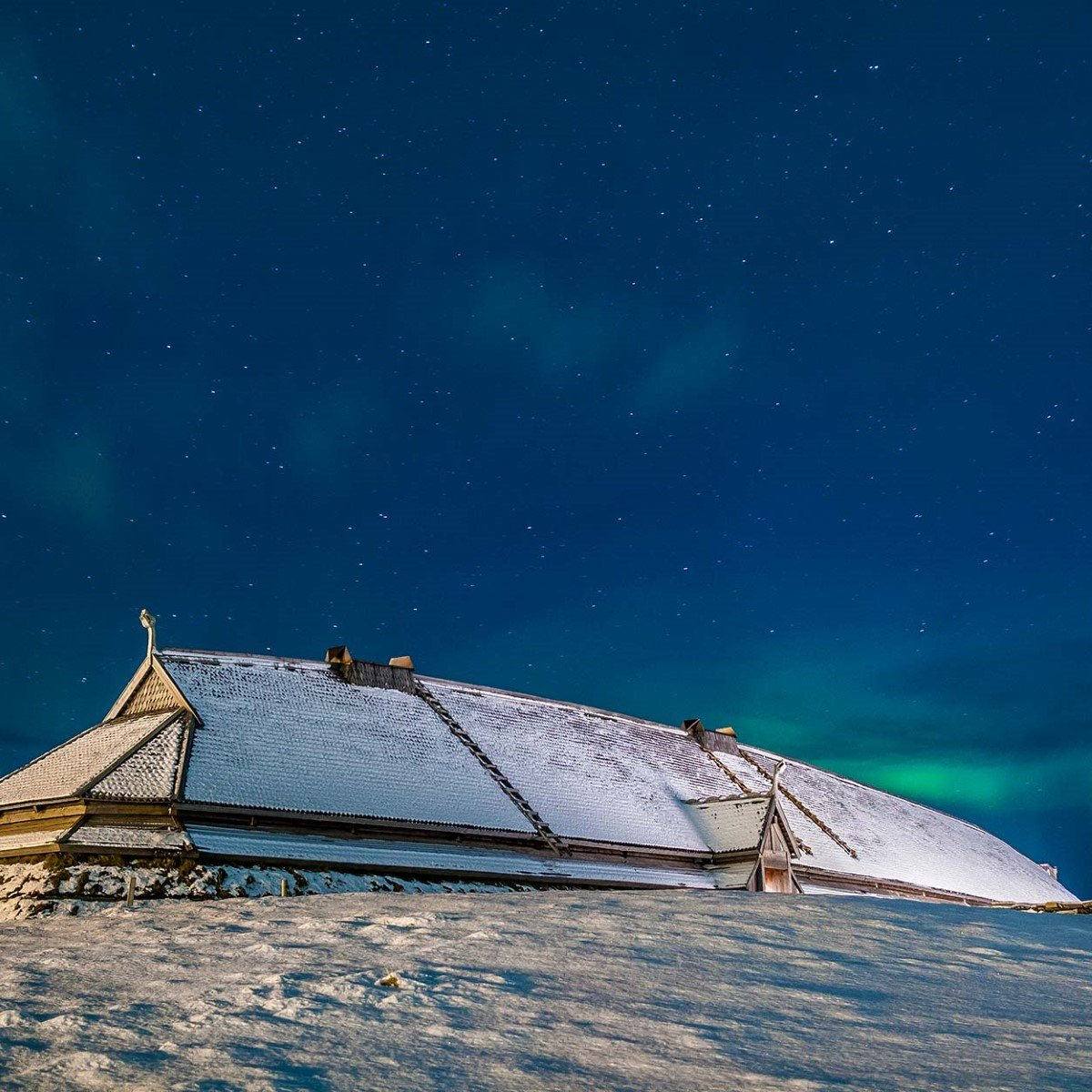 Norway Excursions - Meet Vikings In Winter