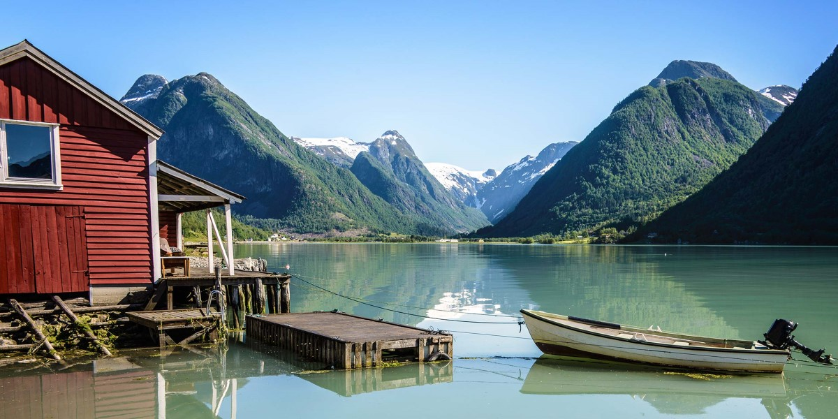 how to travel from sognefjord
