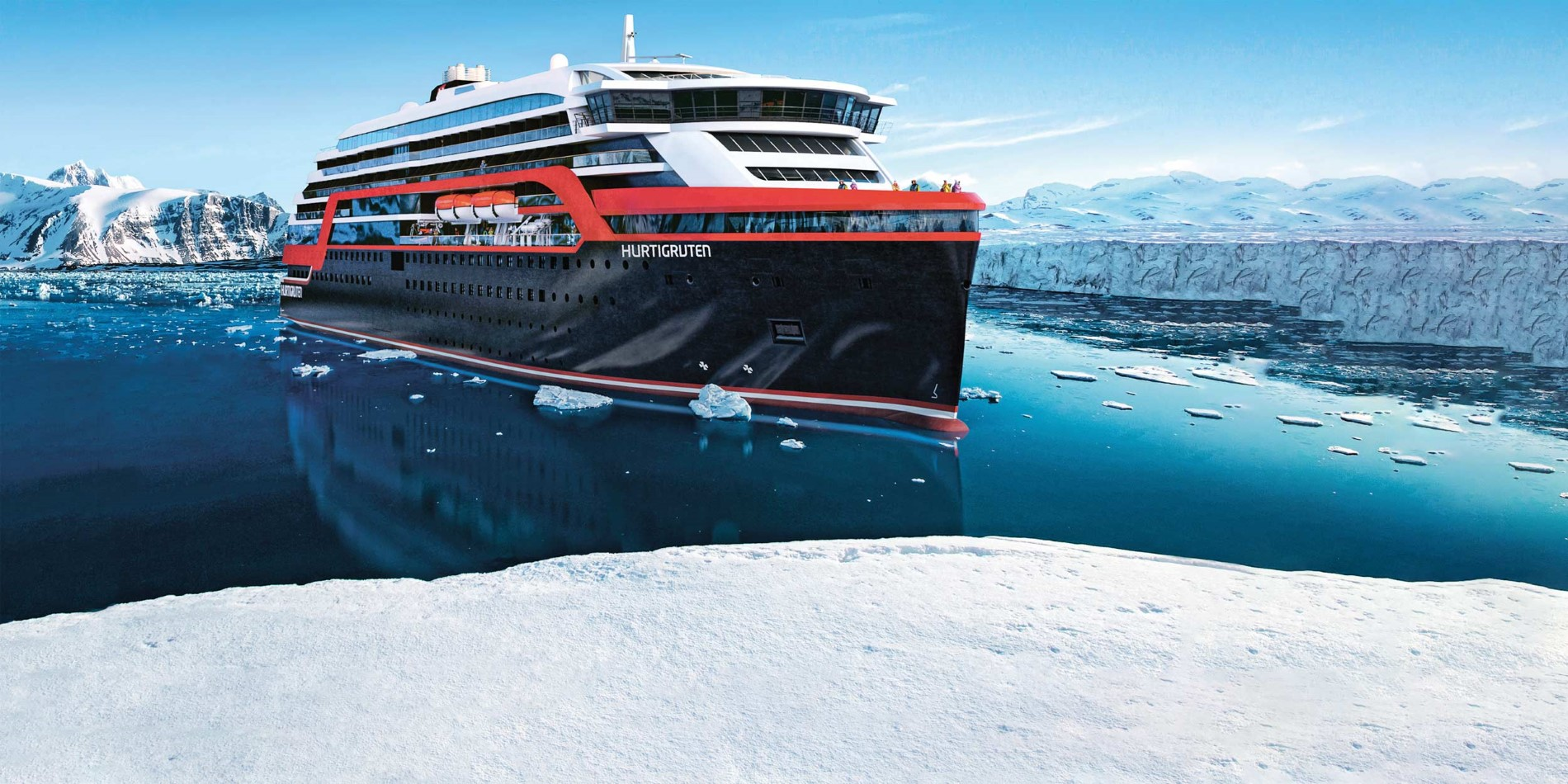 Hurtigruten Expedition