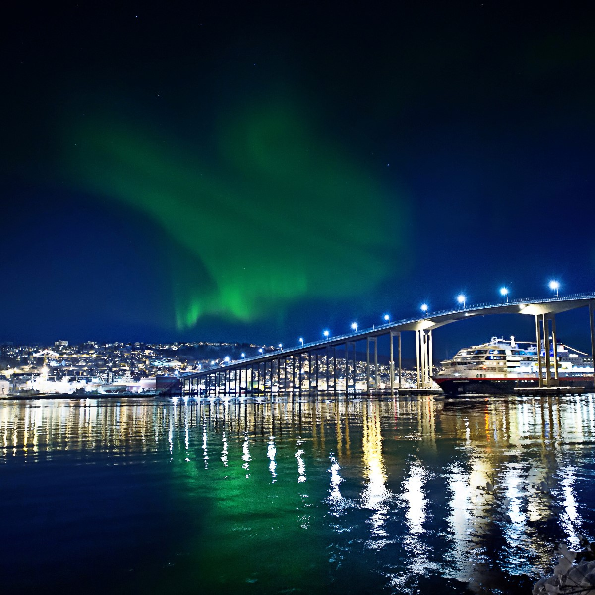 Northern Lights See The Magic On A Norway Cruise