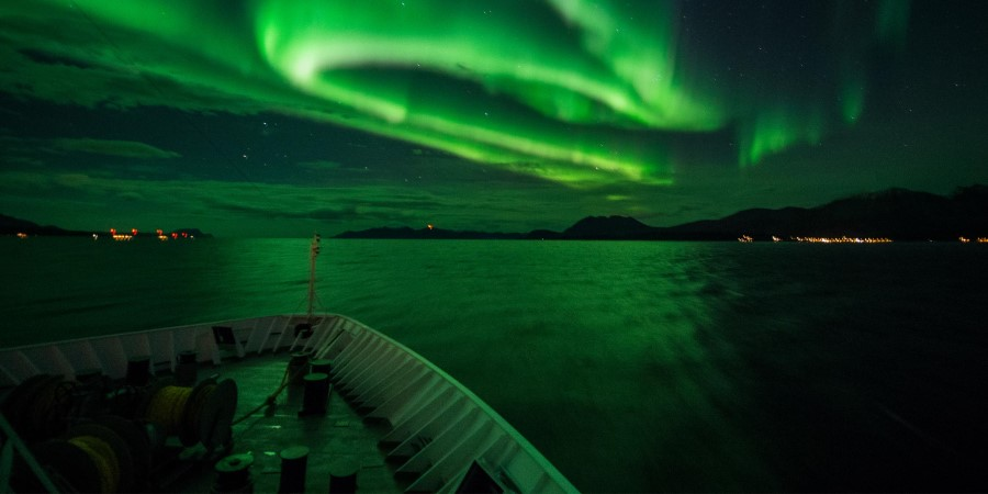 Northern Lights with Hurtigruten