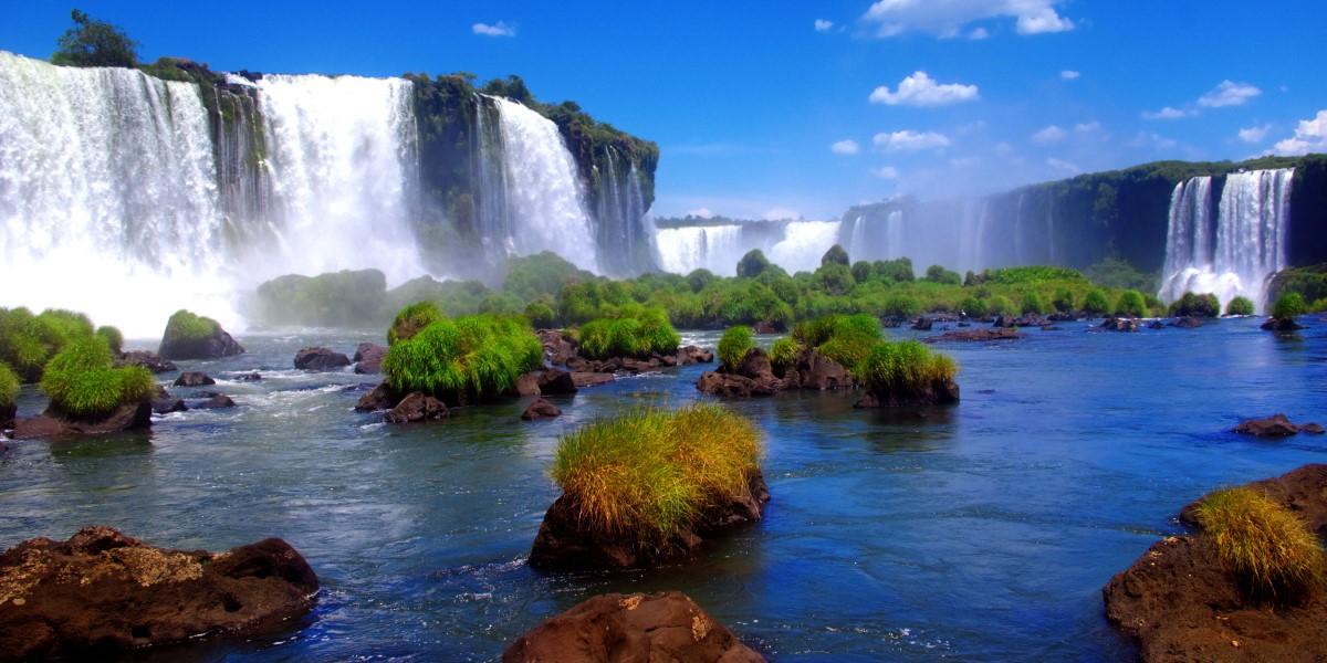 South America Overnight Tours Iguazu Falls Buenos Aires