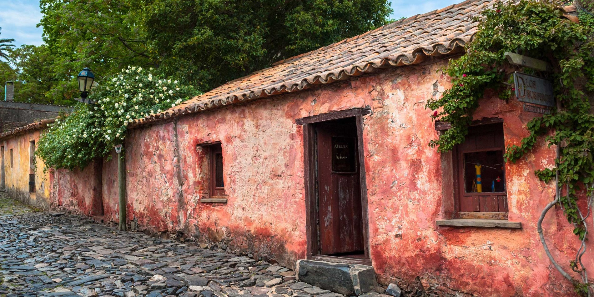 Join us for a trip to Colonia del Sacramento, a UNESCO World Heritage Site