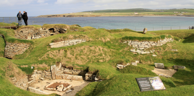 Kirkwall has a rich history with the first settlement dating back to the 11th century.
