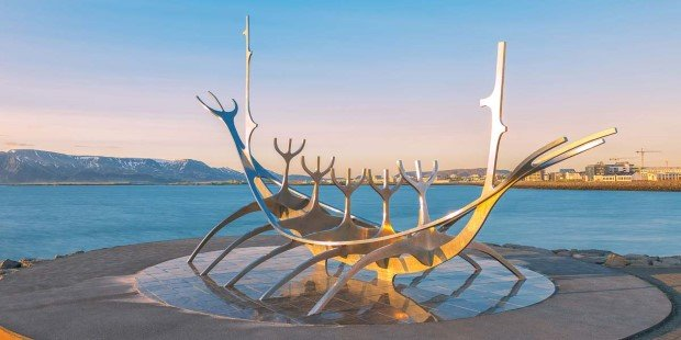 Start your expedition in Iceland's capital, Reykjavik.