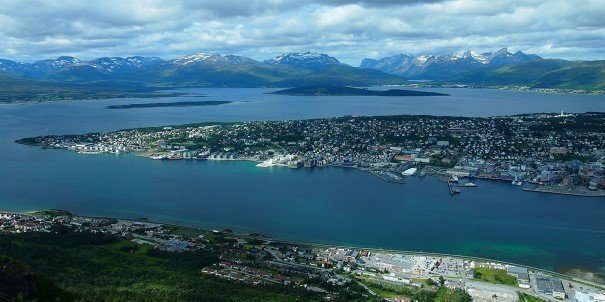 Tromsø, the Gateway to the Arctic.