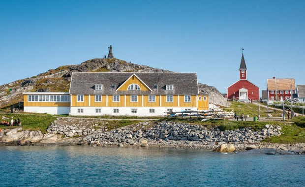 Nuuk is the oldest town in Greenland.