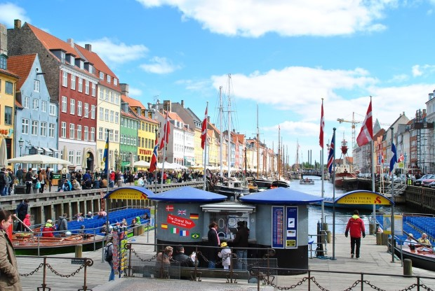 Copenhagen is the capital and most populous city of Denmark.