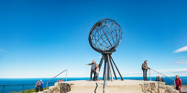 The North Cape.