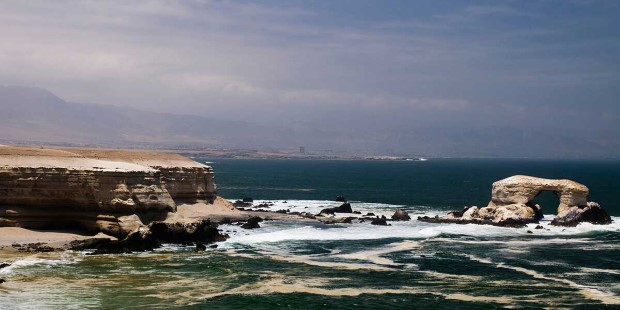 Antofagasta is a city of contrasts, from the driest desert to the bluest sea.