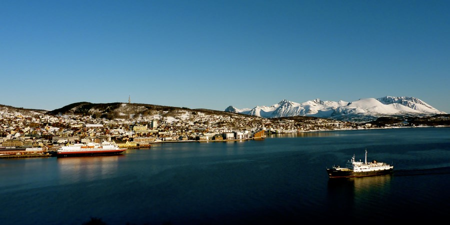 The port of Harstad