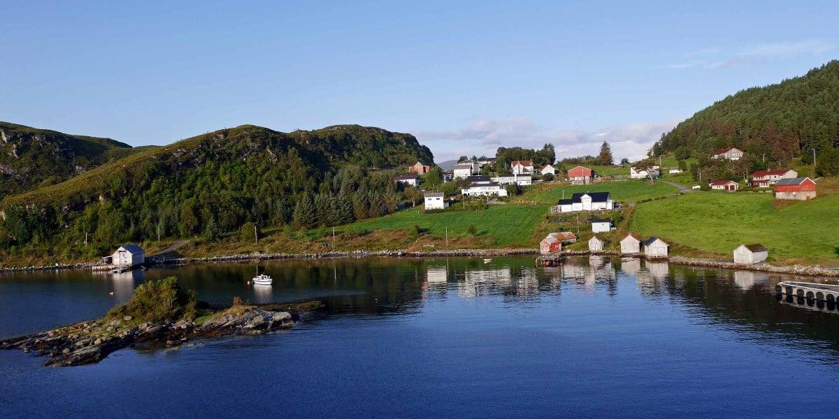 Torvik Hurtigruten