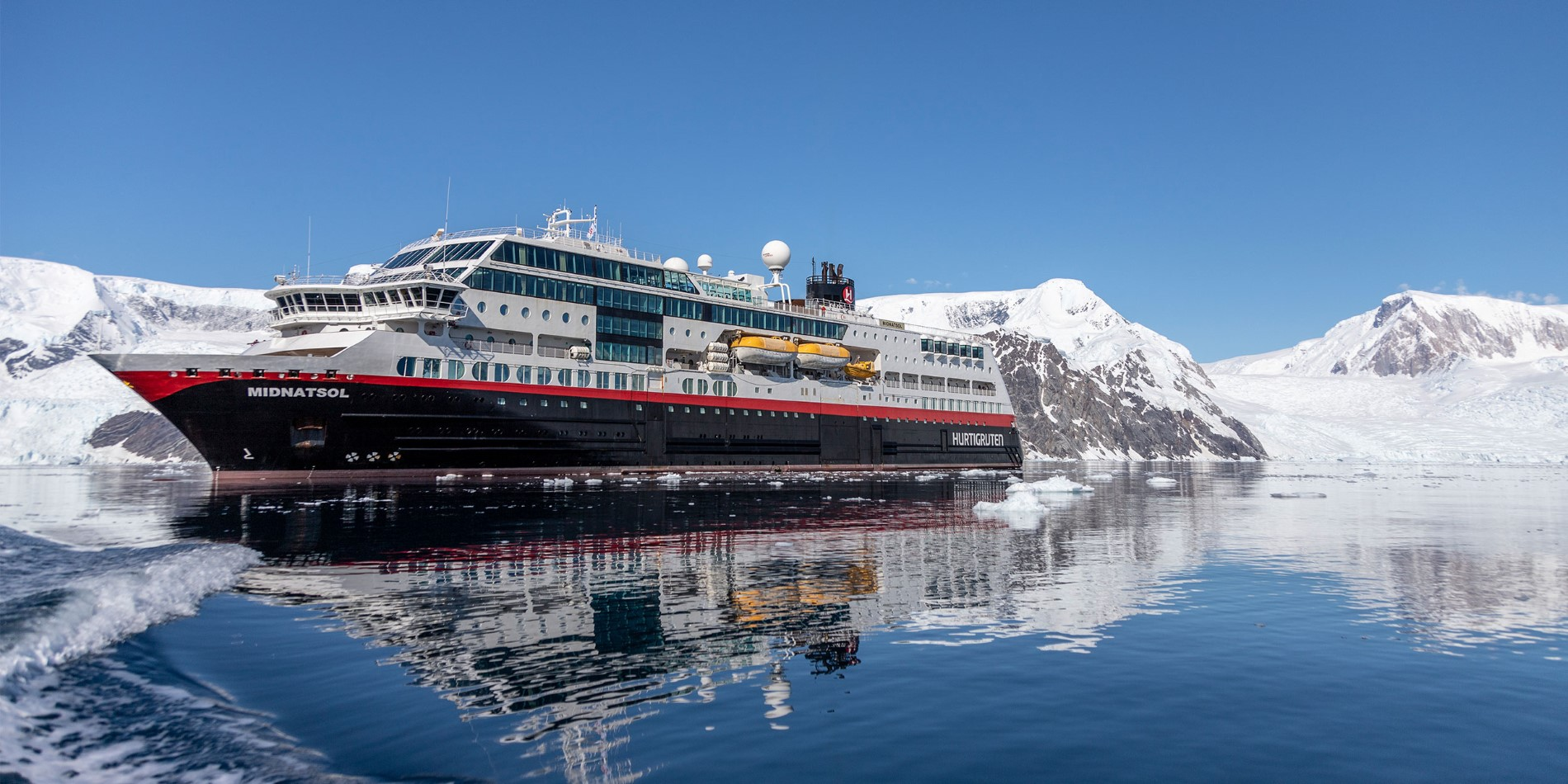 Hurtigruten schedule