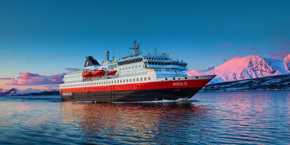 Ms Nordlys Hurtigruten S Ships Hurtigruten