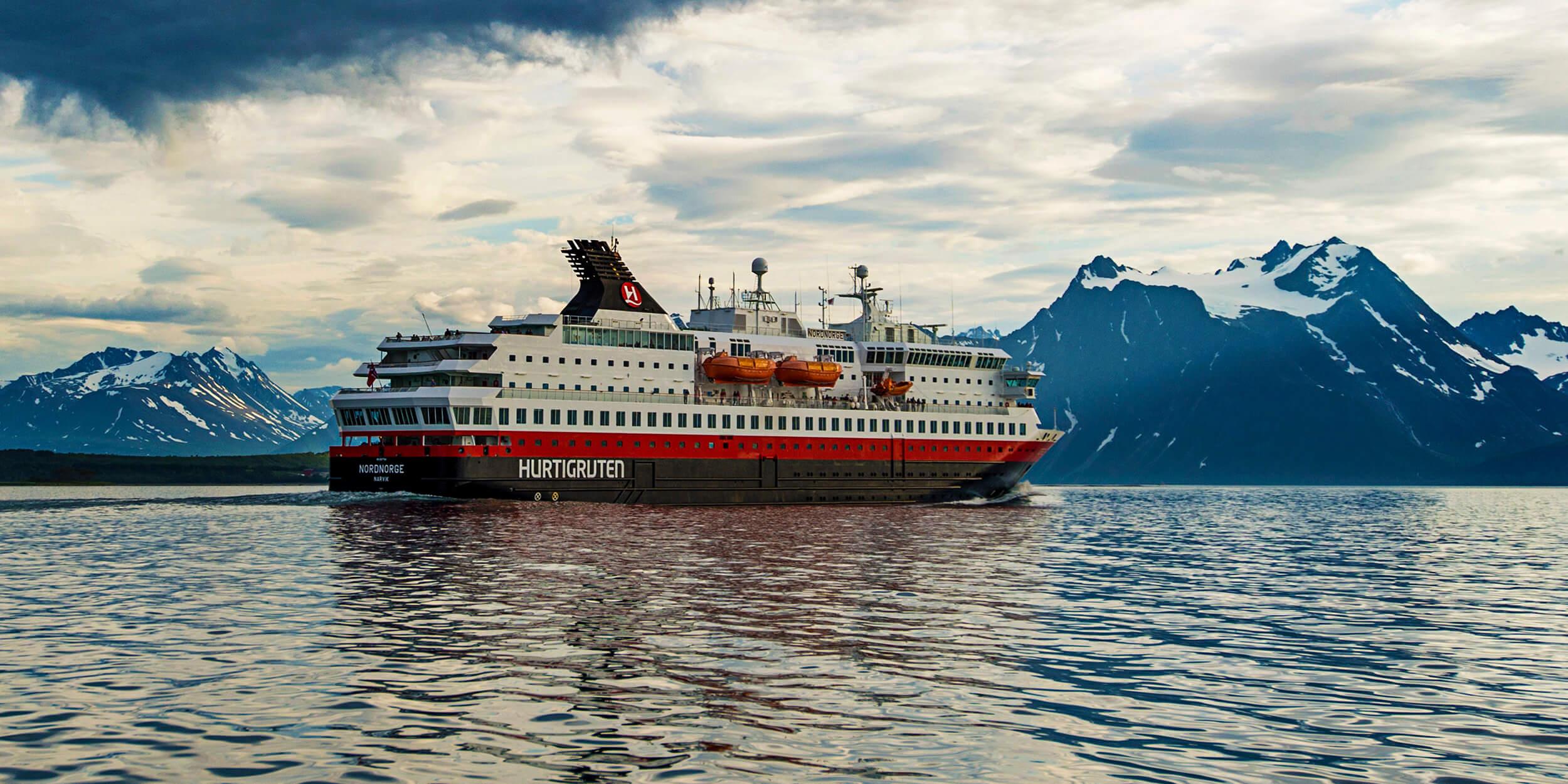 Nord Norge Hurtigruten