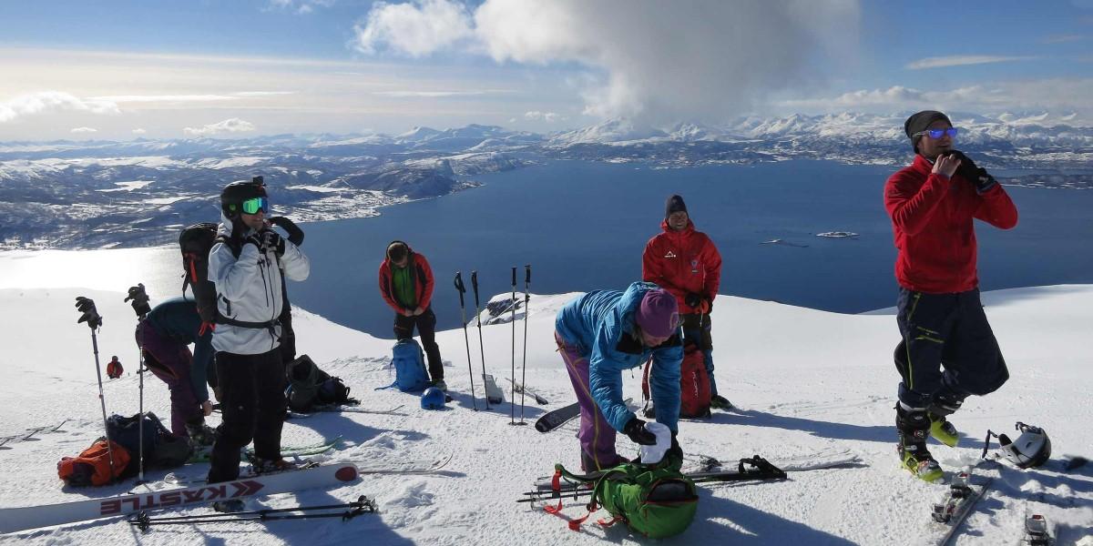 Hurtigruten Arctic Ski Amp Sail 2018 Sign Up Hurtigruten