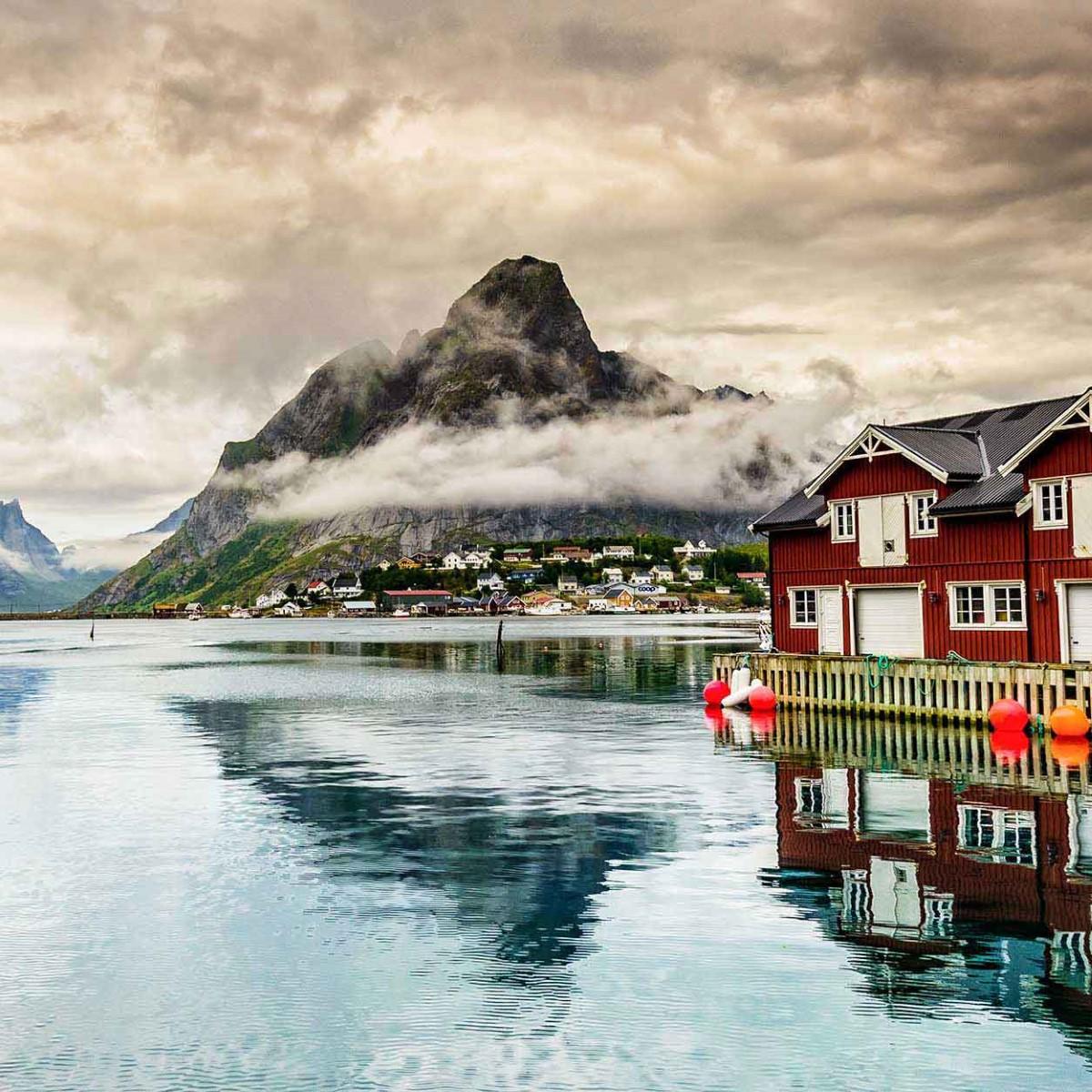Norway Cruise Experience The Lofoten Islands Kirkenes