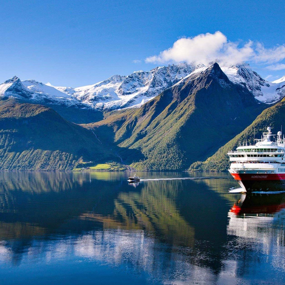 Norway Cruises In The Land Of Fjords Amp Northern Lights