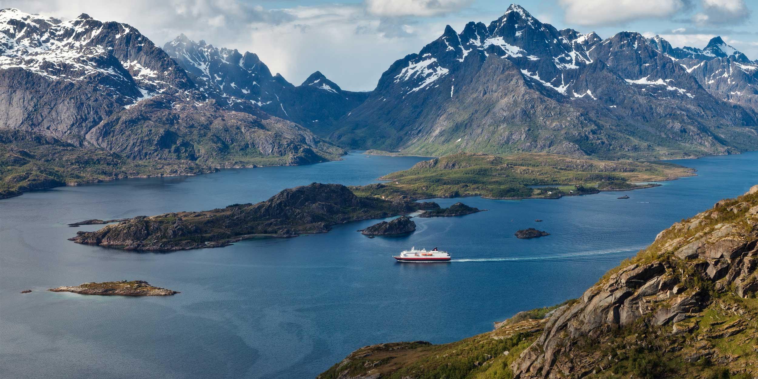 Trolle fjorde und ein postschiff online dating