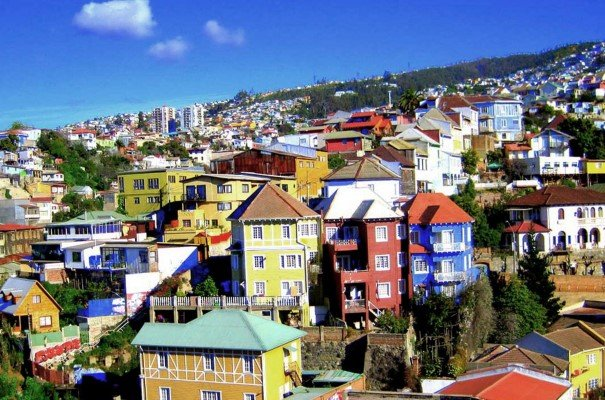 Start your expedition cruise in Valparaíso.